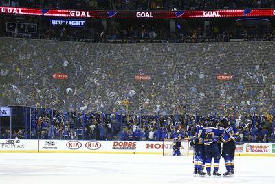 Minnesota Wild v St Louis Blues - Game Three