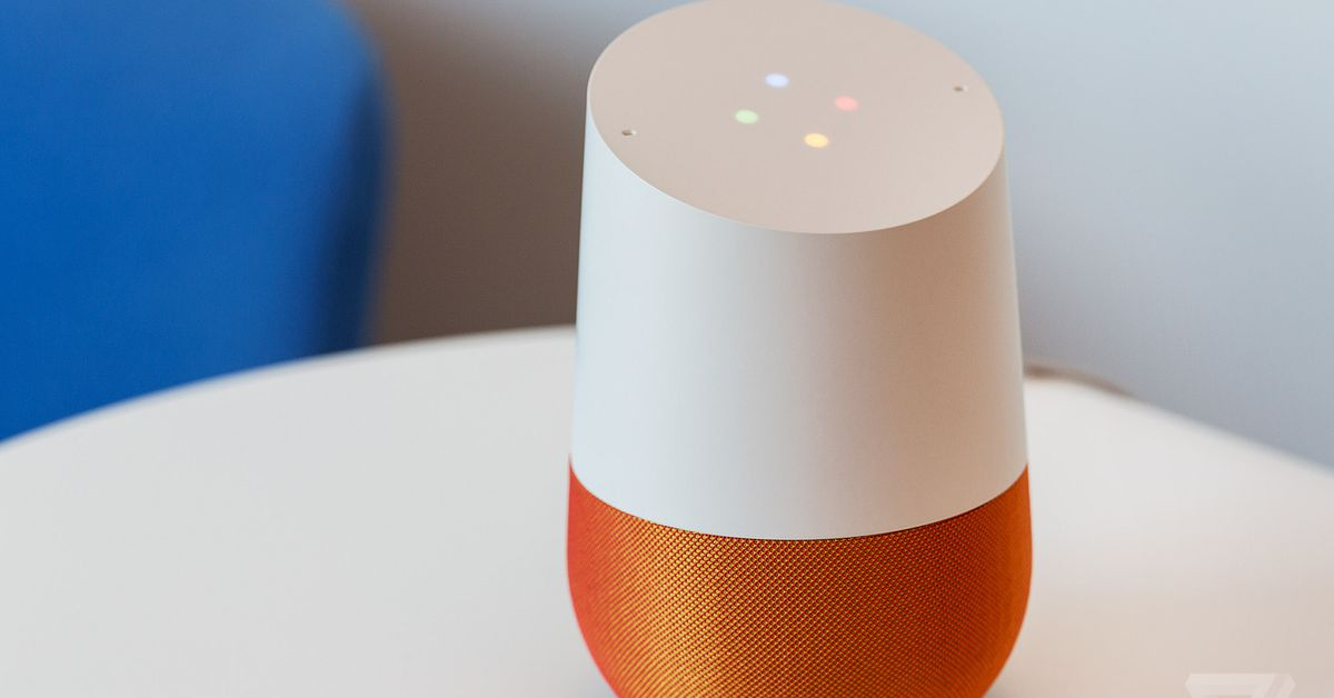 Google Assistant gets a male voice option - The Verge
