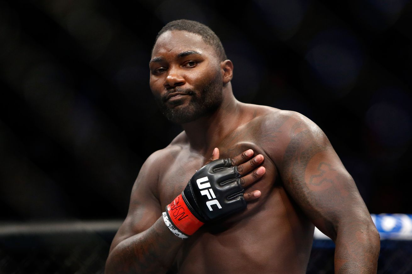 community news, Anthony Johnson will show Daniel Cormier at UFC 210 that he isn't just a 'first round fighter'