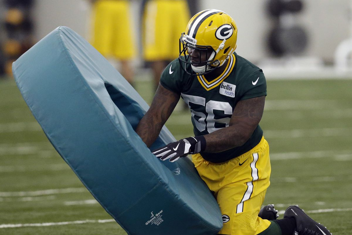 Green Bay Packers release RB Christine Michael