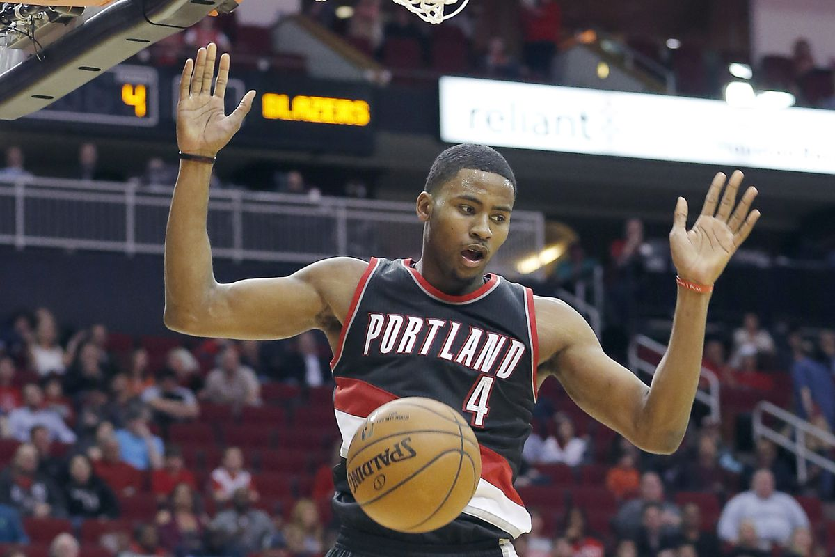 blazers have until tonight to rescind harkless offer blazer s edge moe harkless is a restricted agent and the blazers have until tonight to unilaterally rescind his qualifying offer does the team want harkless long