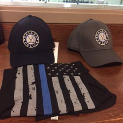 Sales of merchandise was just one way in which the Dallas Police Department and Dallas Fire Department raised money at the inaugural Dallas Strong Hockey charity game.