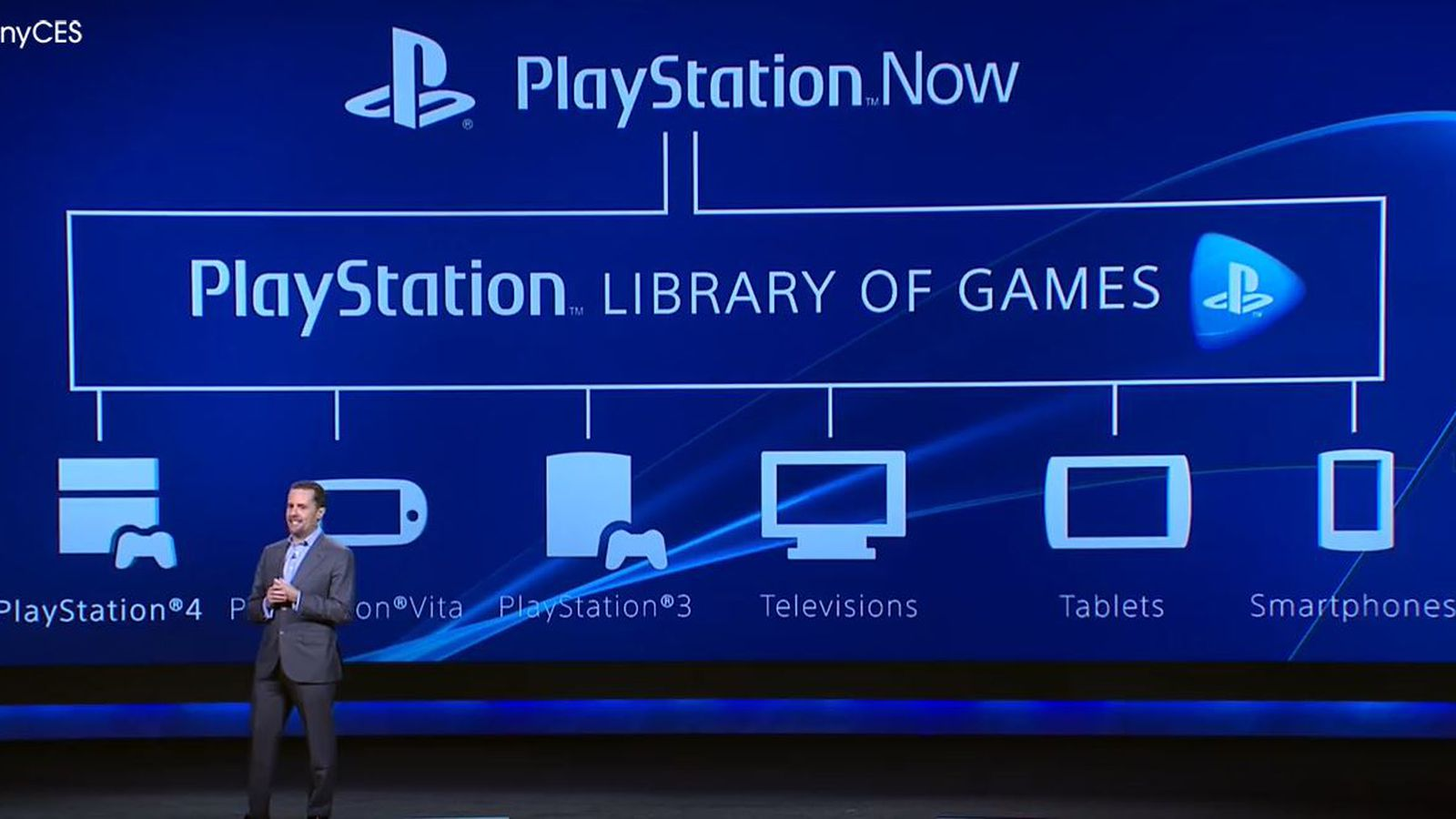 PS4 games are finally coming to PlayStation Now