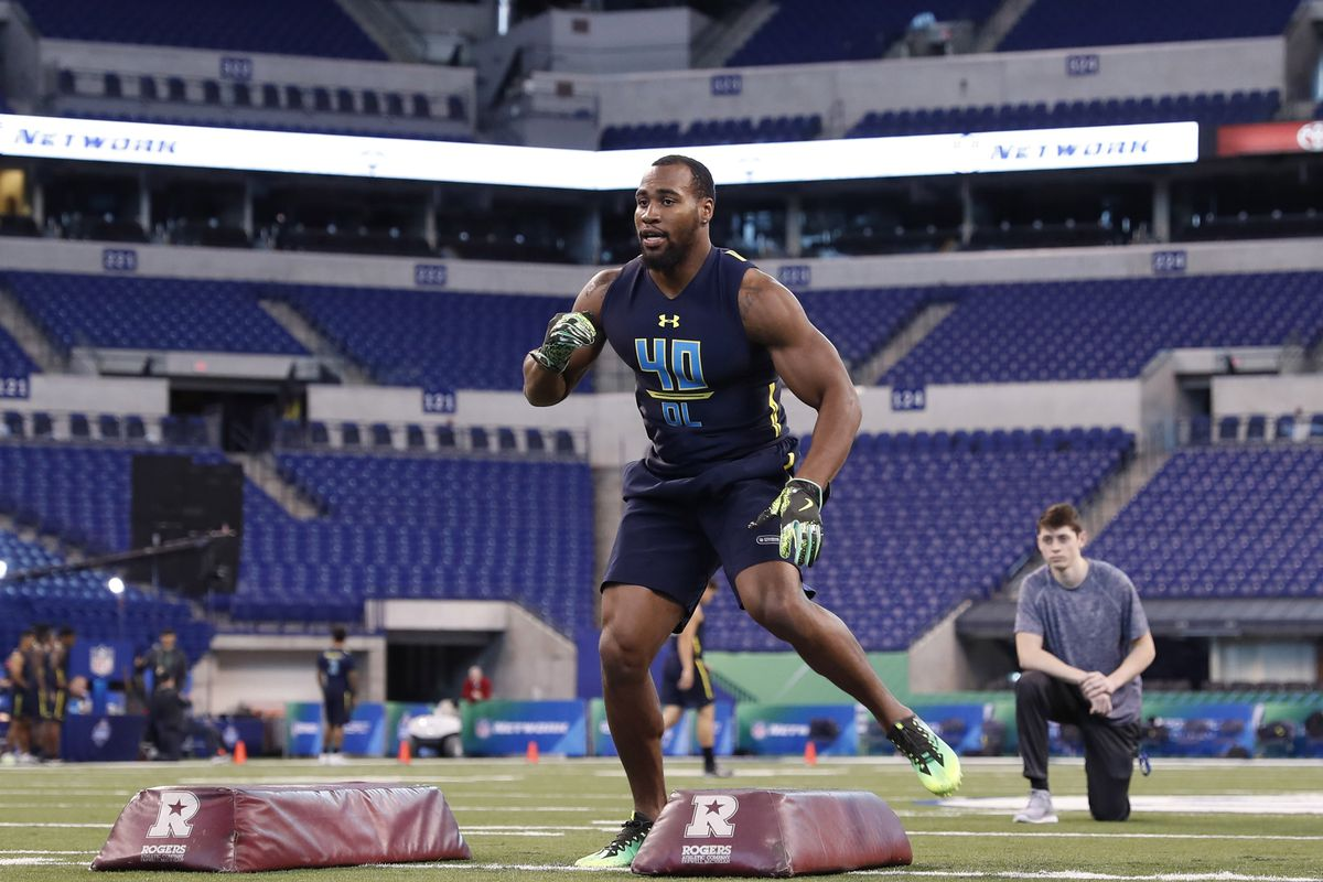 NFL Combine: Which defensive back jumped the farthest on Monday?