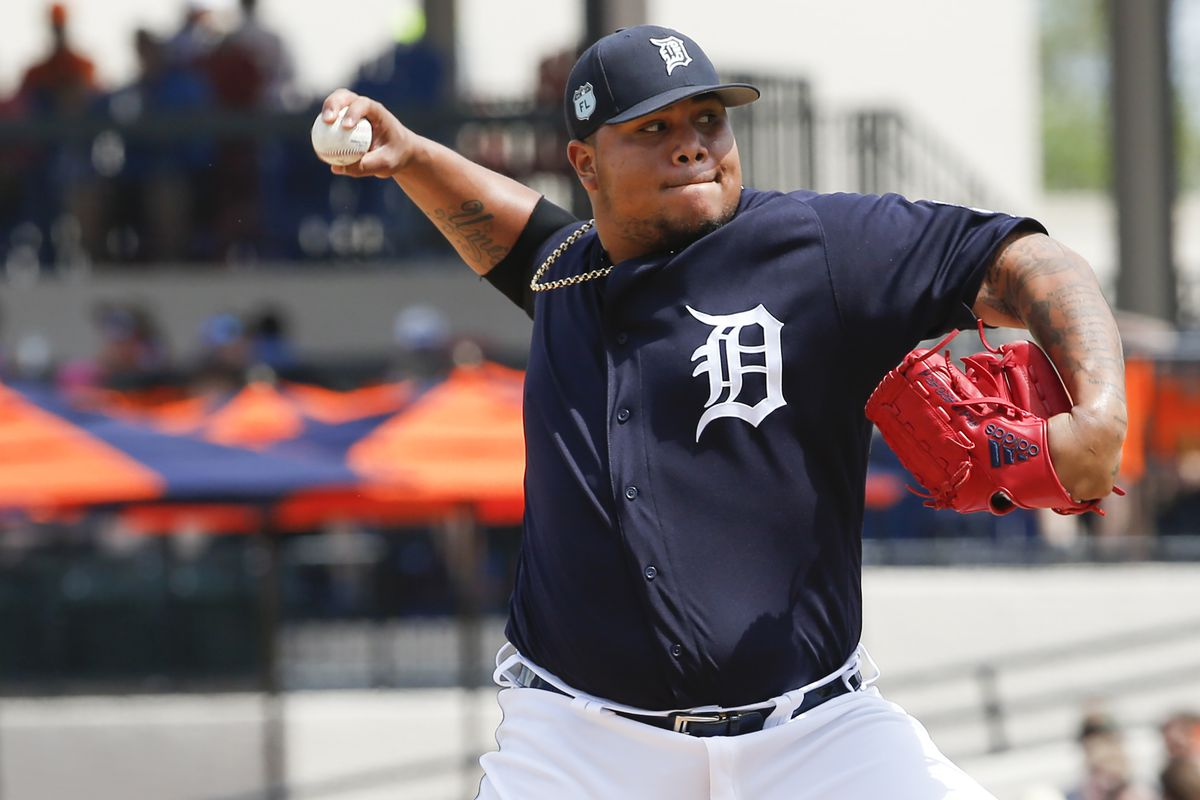 Fulmer looking forward to starting home opener for Detroit