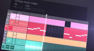 Groove Music Maker