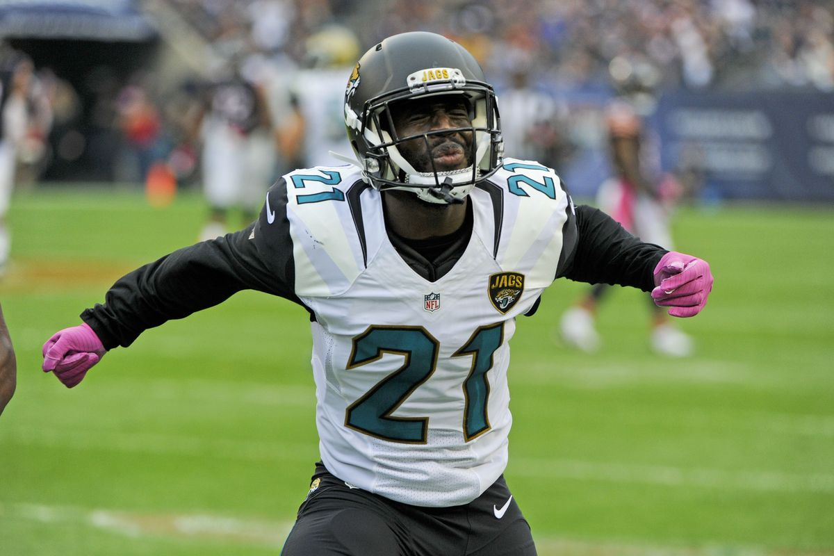 Bears sign CB Prince Amukamara