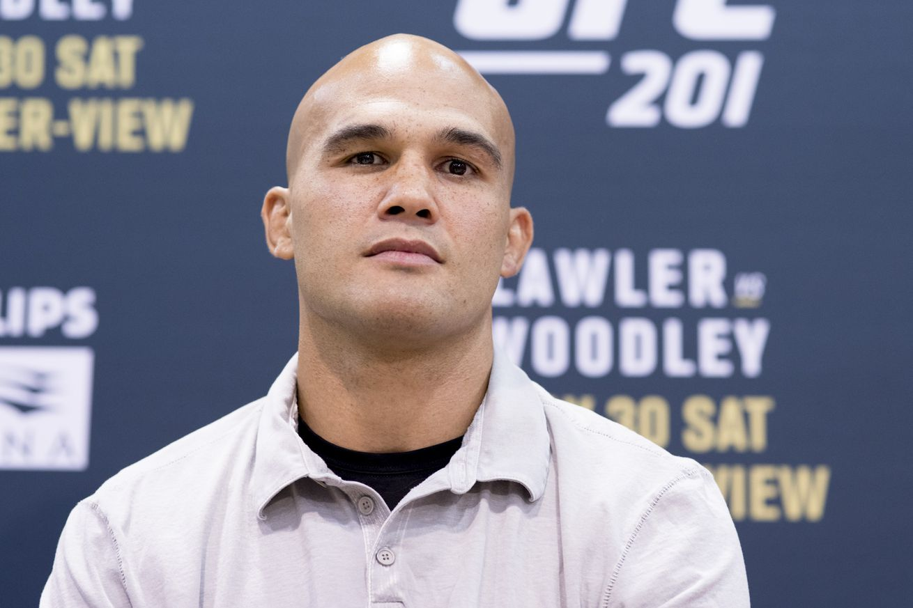 community news, Teammate Muhammed Lawal wants Robbie Lawler to take extra time to 'recharge after KO loss