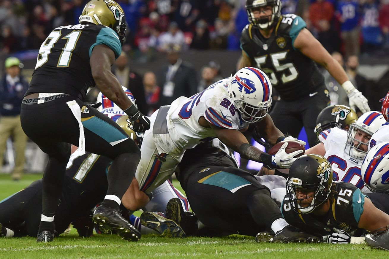2016 NFL odds: Jaguars are 7-point underdogs to Bills