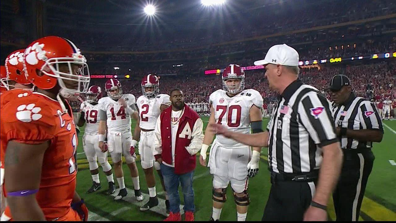 Alabama's Derrick Henry makes NFL running back Mark Ingram ...