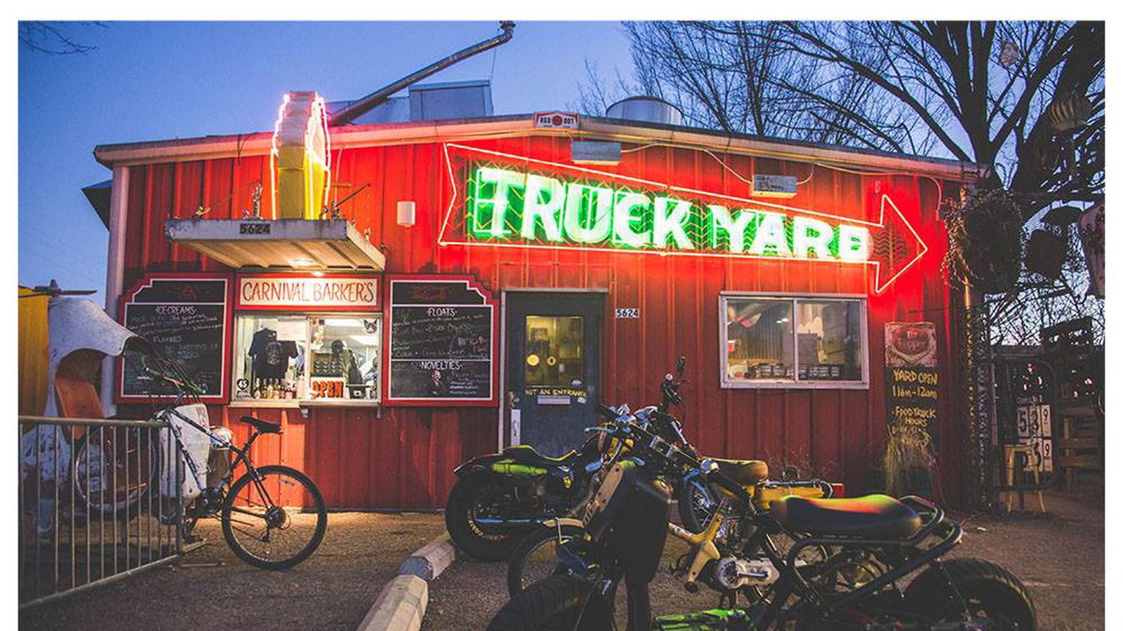 Dallas Truck Yard Will Bring A Playground For Grown Ups