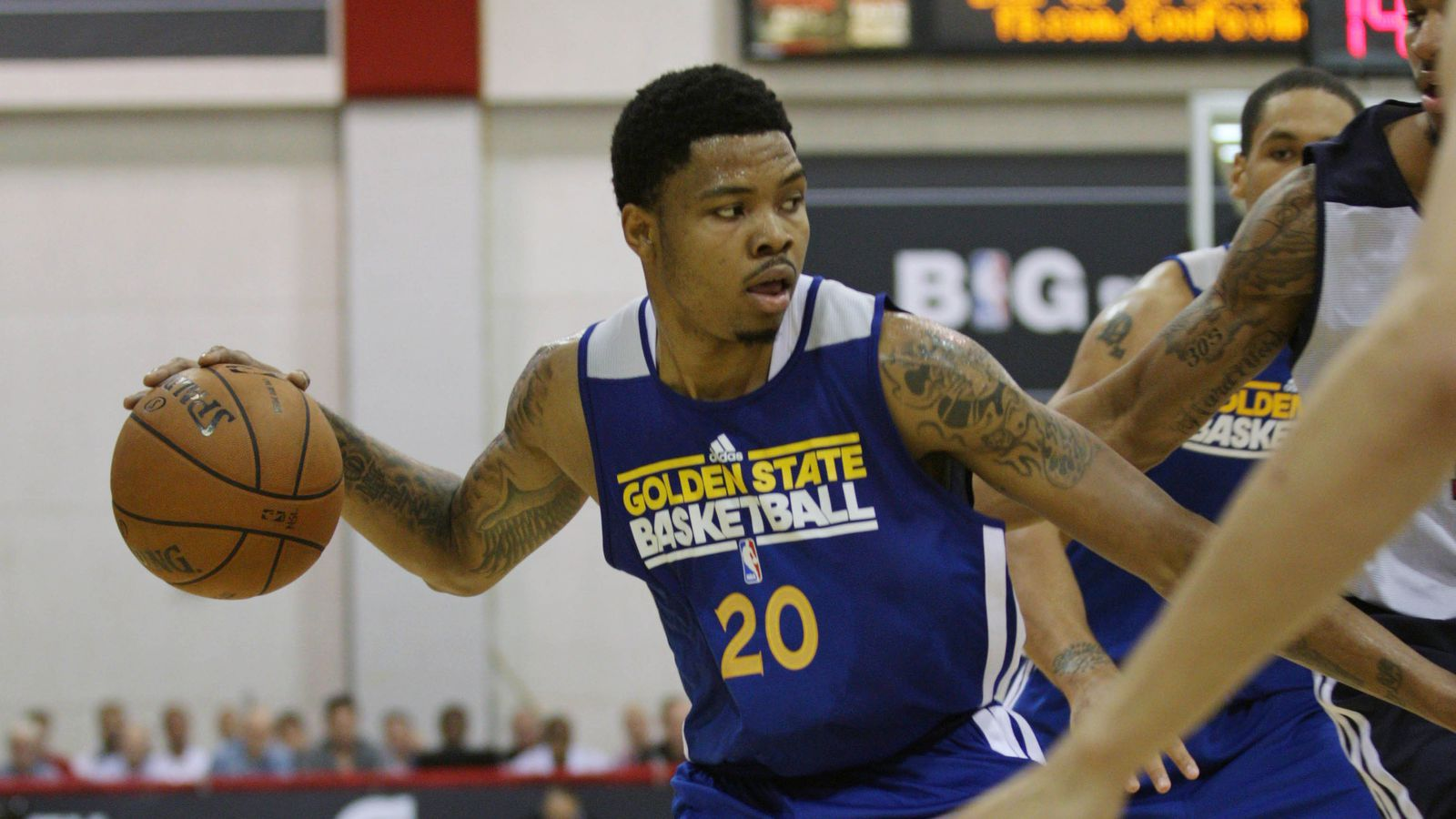 Kent Bazemore From Hype Man To Future Swiss Army Knife