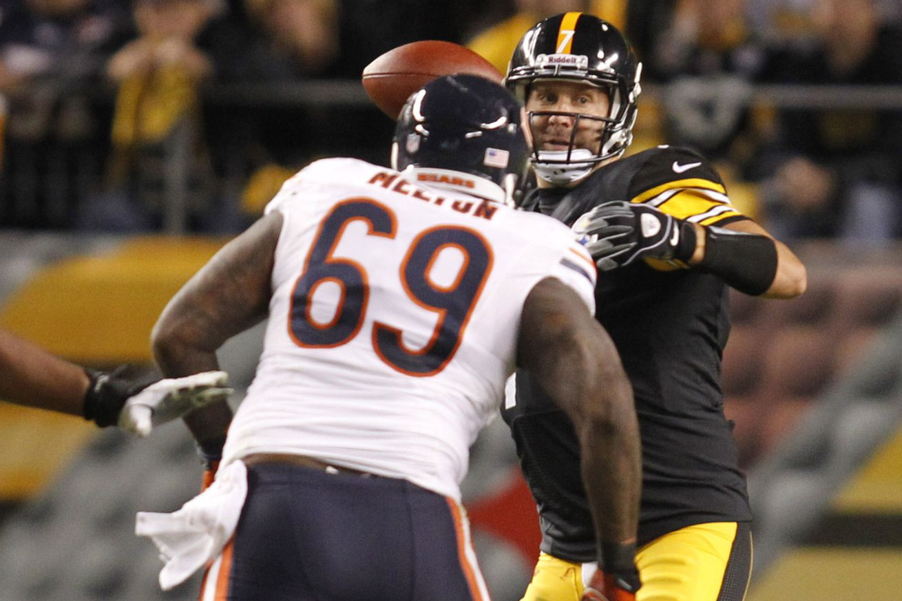 Official Nike Jerseys Cheap - Henry Melton injury update: Bears DT carted off after injury to ...