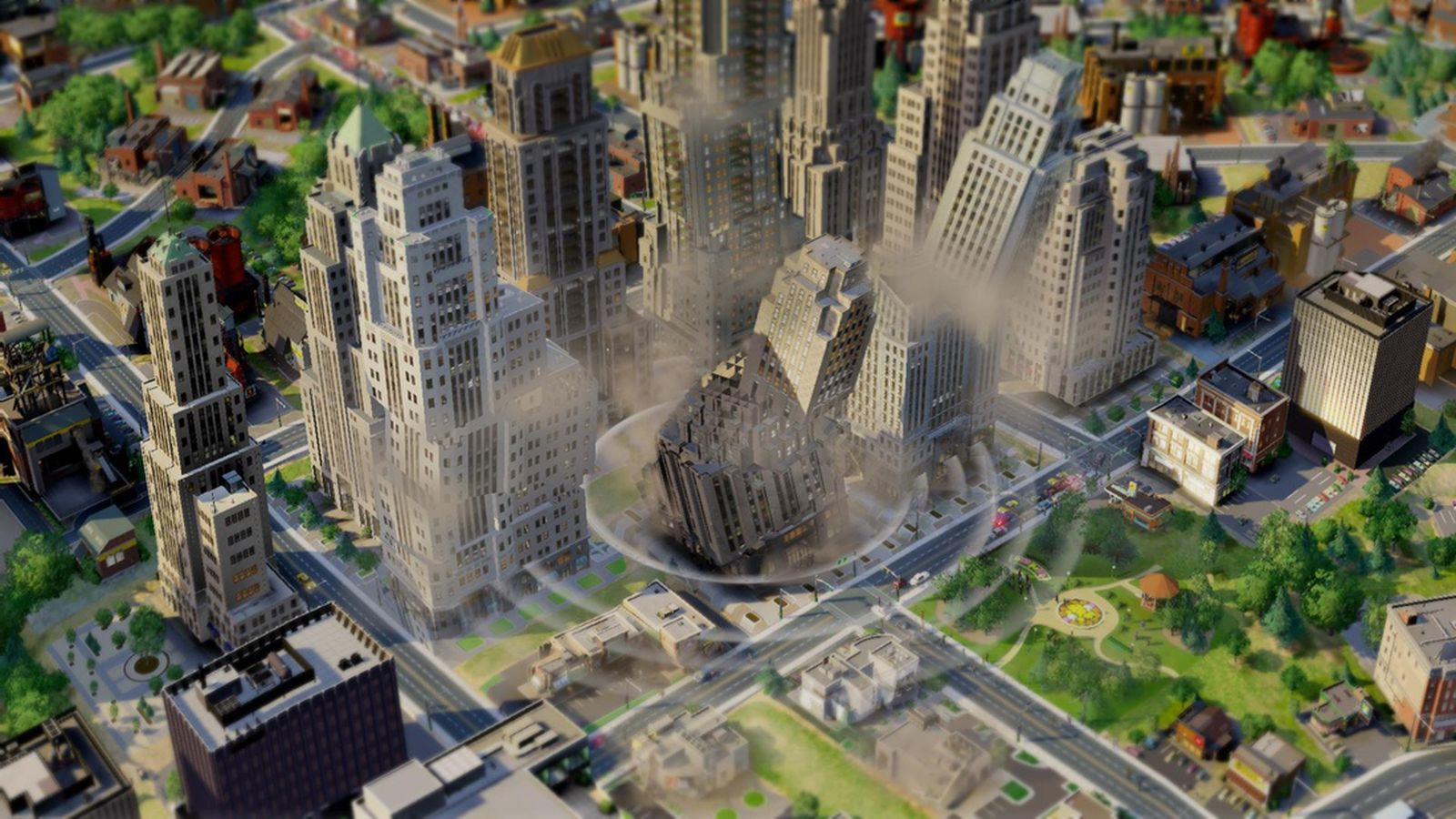 SimCity 2013 vs Cities: Skylines - System Wars - GameSpot  Simcity 2013