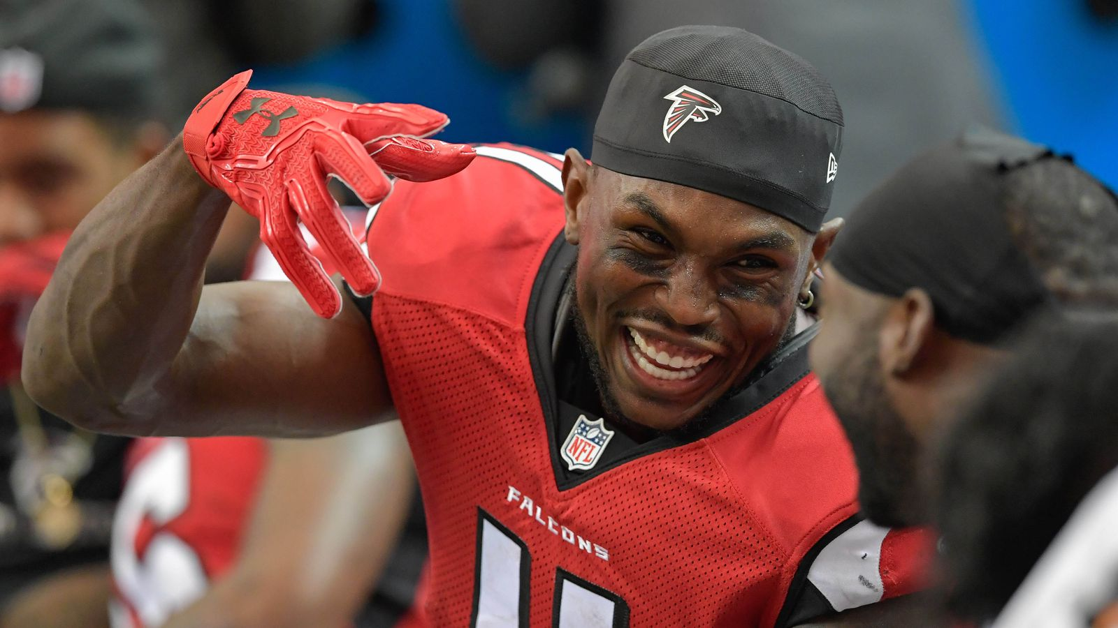 Football Is The Ultimate Team Sport Until Julio Jones