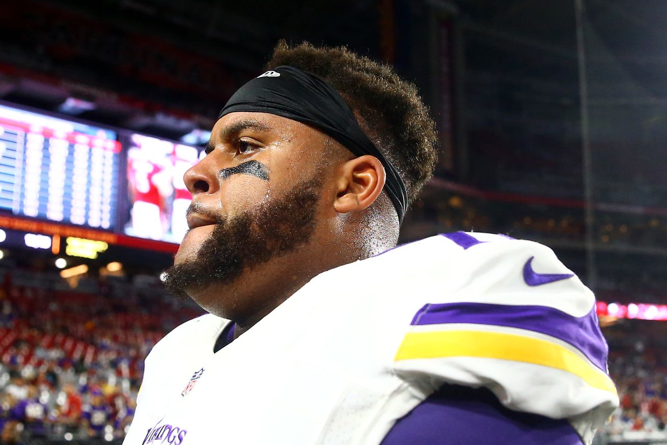 Vikings Make Roster Moves Prior To First Practice