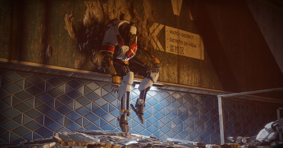 Destiny 2 swaps Trials map when glitch is discovered