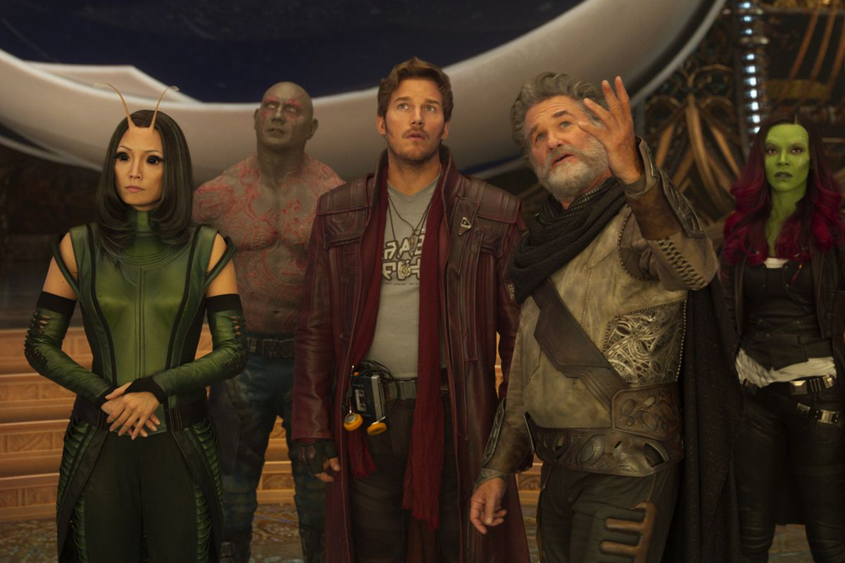 'Guardians' grabs massive box office, top spot in N. America