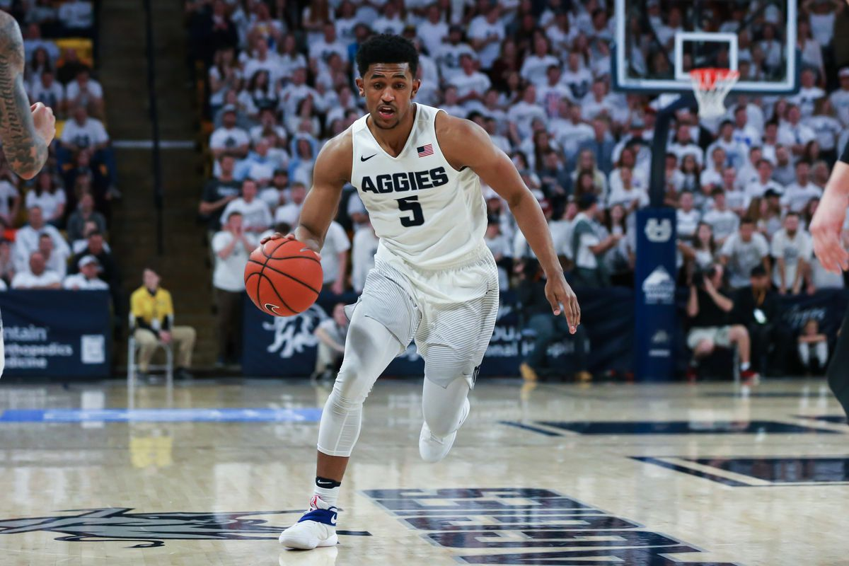 Utah State falls to top-seeded Nevada 83-69