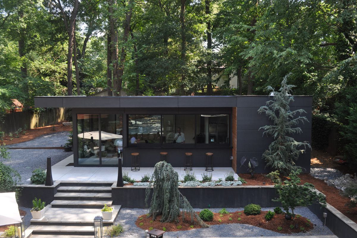 Modern Homes Across Atlanta Featured In Design Is Human