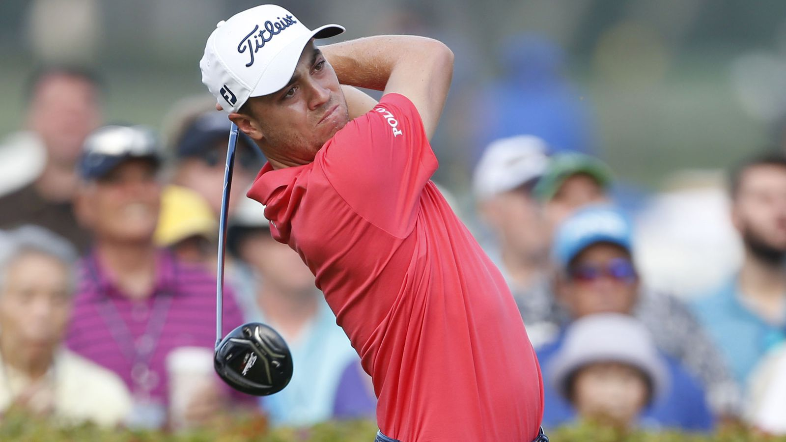 Justin Thomas shoots 59, makes history at the Sony Open