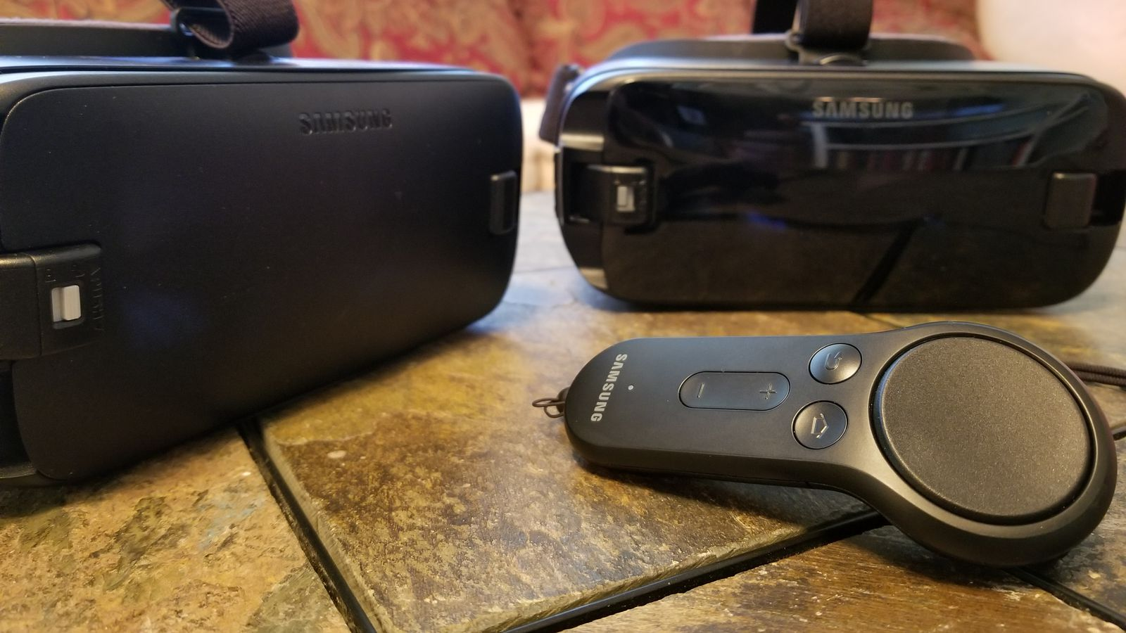 Gear VR's latest iteration is more about the phone than the controller