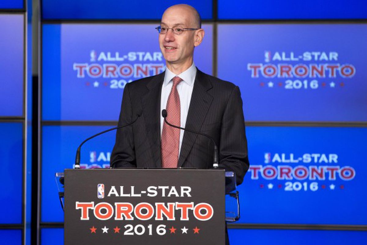 an interview nba deputy commissioner adam silver on the as the nba launched the long awaited sportsvu player movement tracking data to the public friday clns radio s jared weiss sat down the architect of