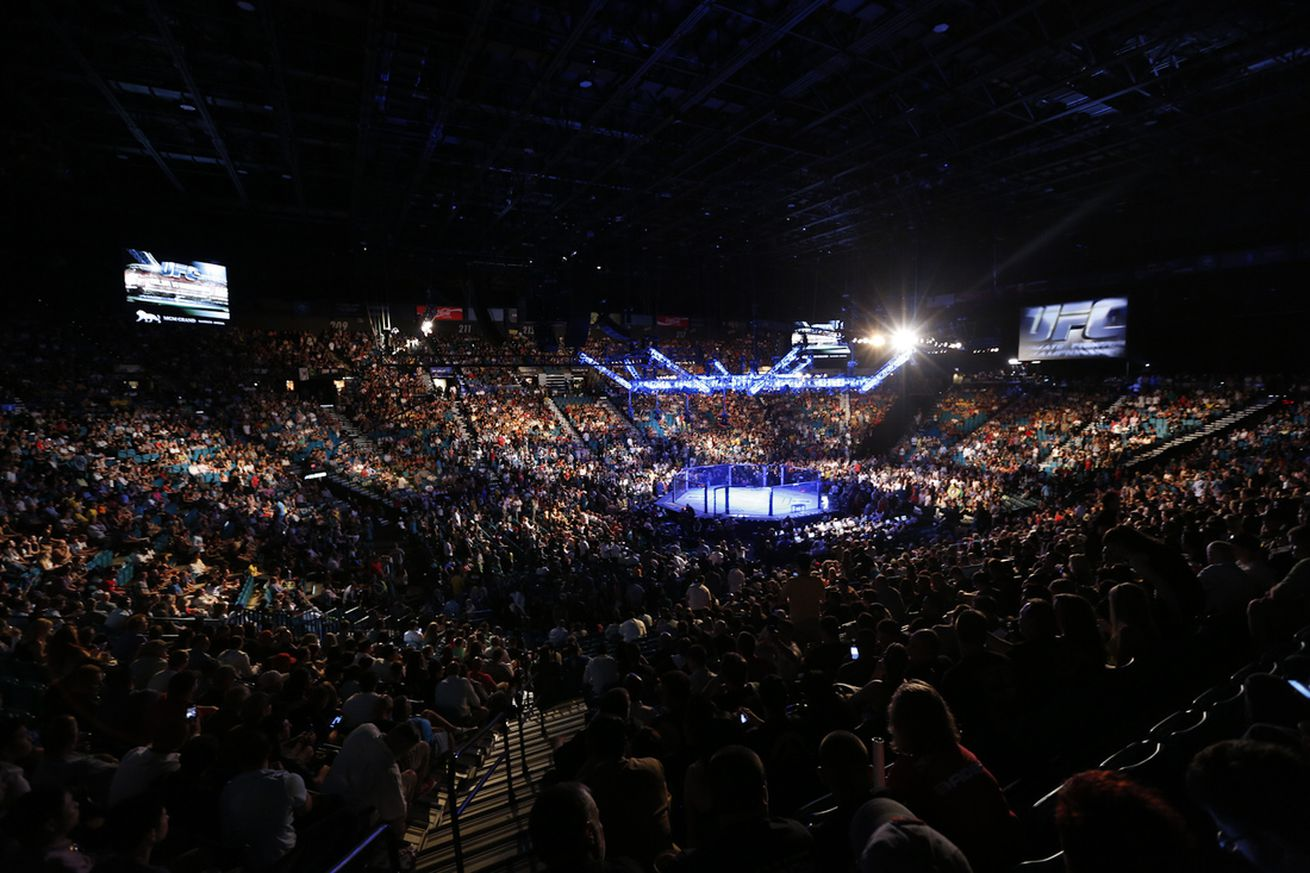 UFC 216 will be held in Edmonton