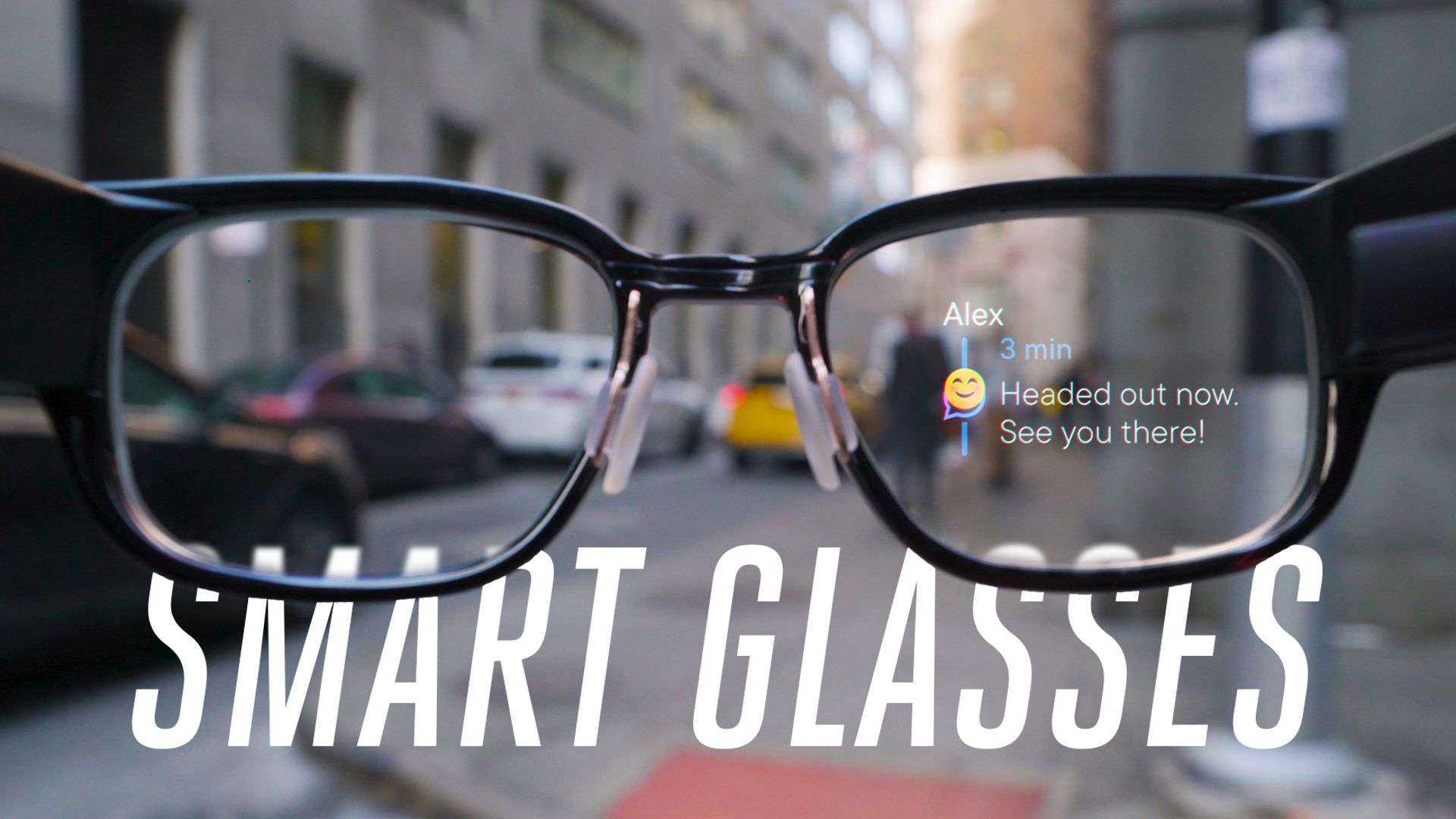 bc93918f8f36 North Focals glasses review  a  600 smartwatch for your face - The Verge