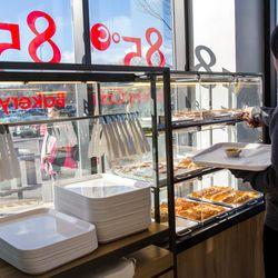 85°C Bakery Café in Tukwila.