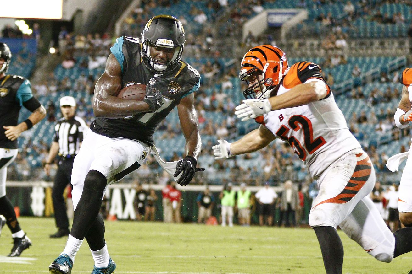 Dalton, Bengals sharp early in 26-21 preseason loss at Jags