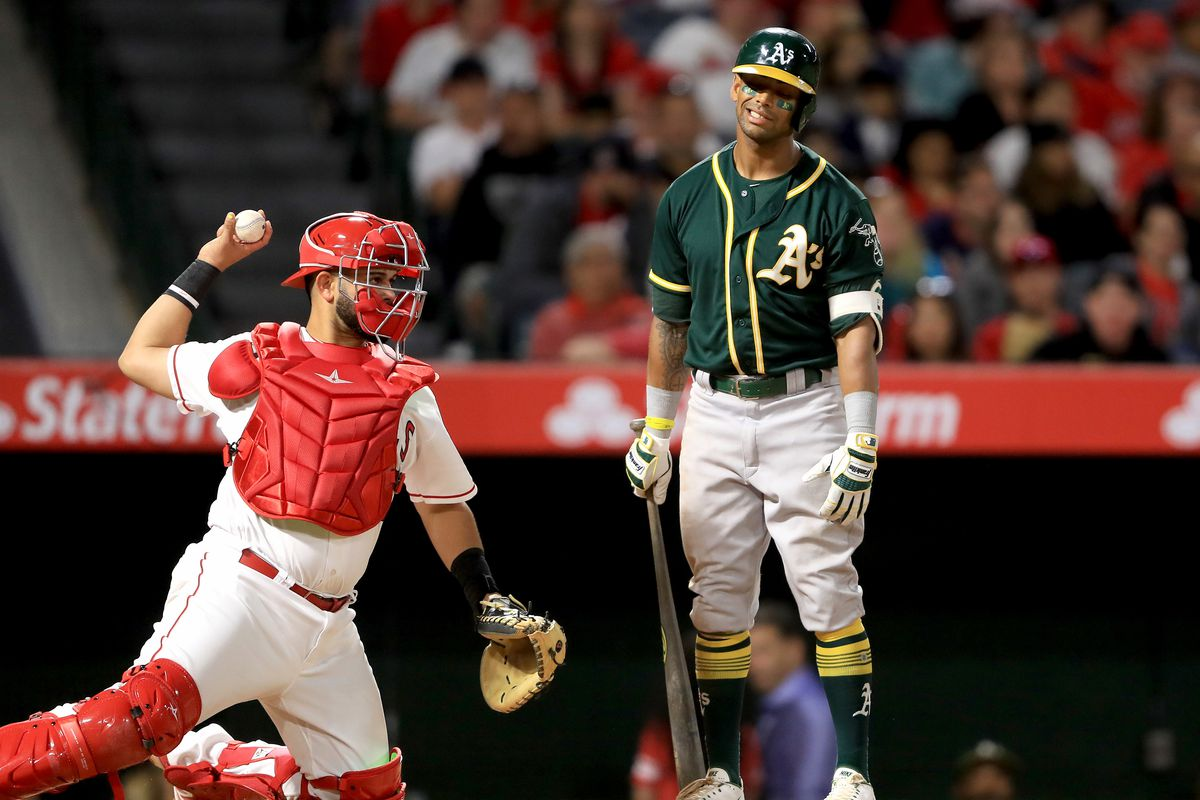 Nolasco, Norris lead Angels to 2-1 win over Athletics