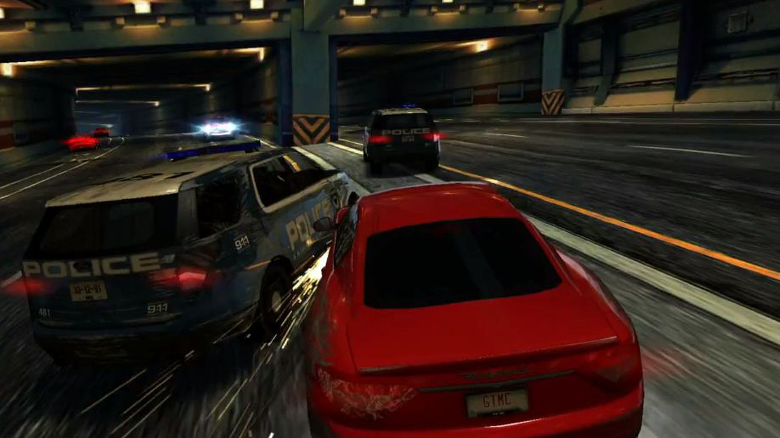 Скачать Need for Speed Most Wanted для Android