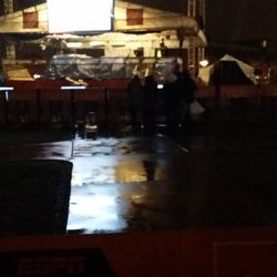 College Gameday Stage