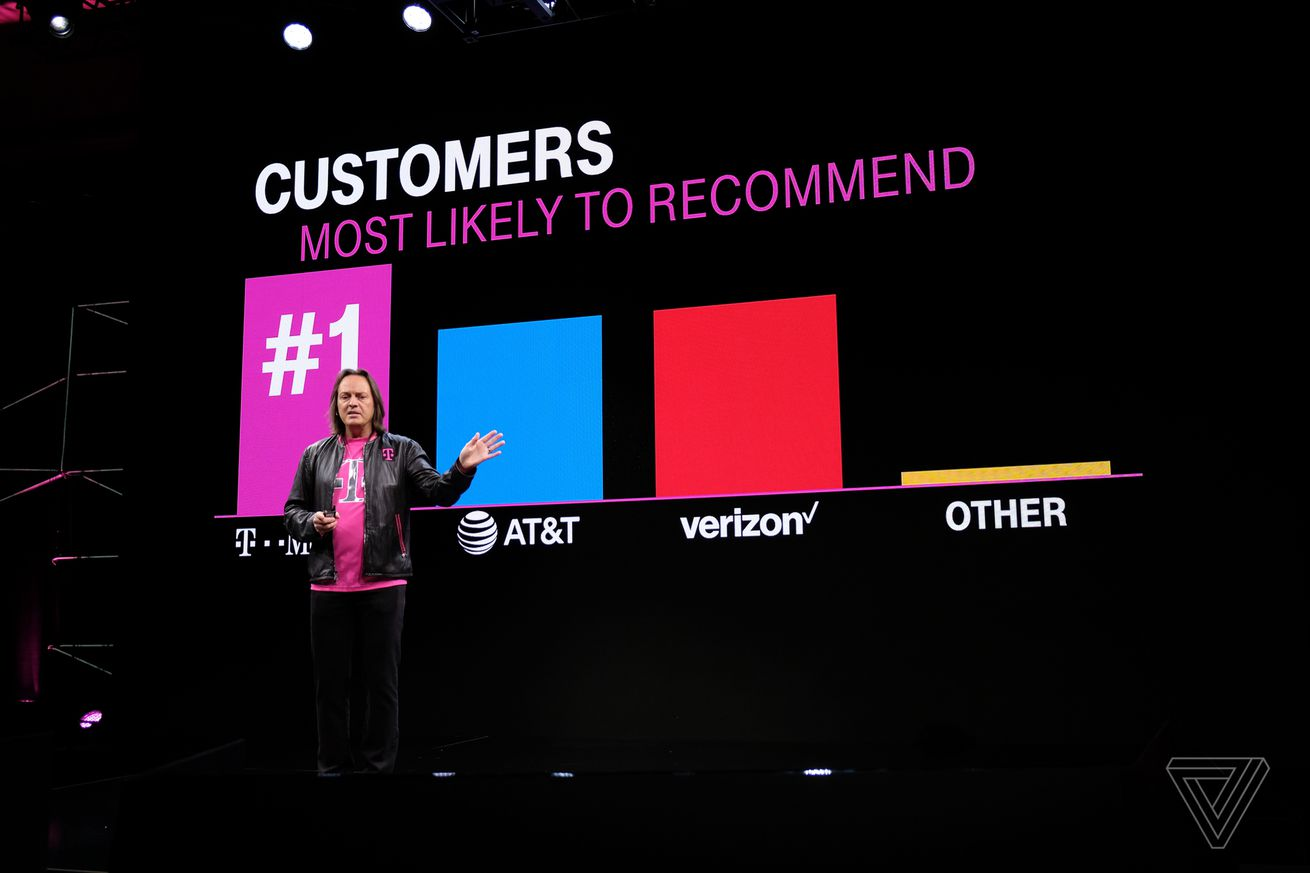 Merger talks between T-Mobile and Sprint are back on
