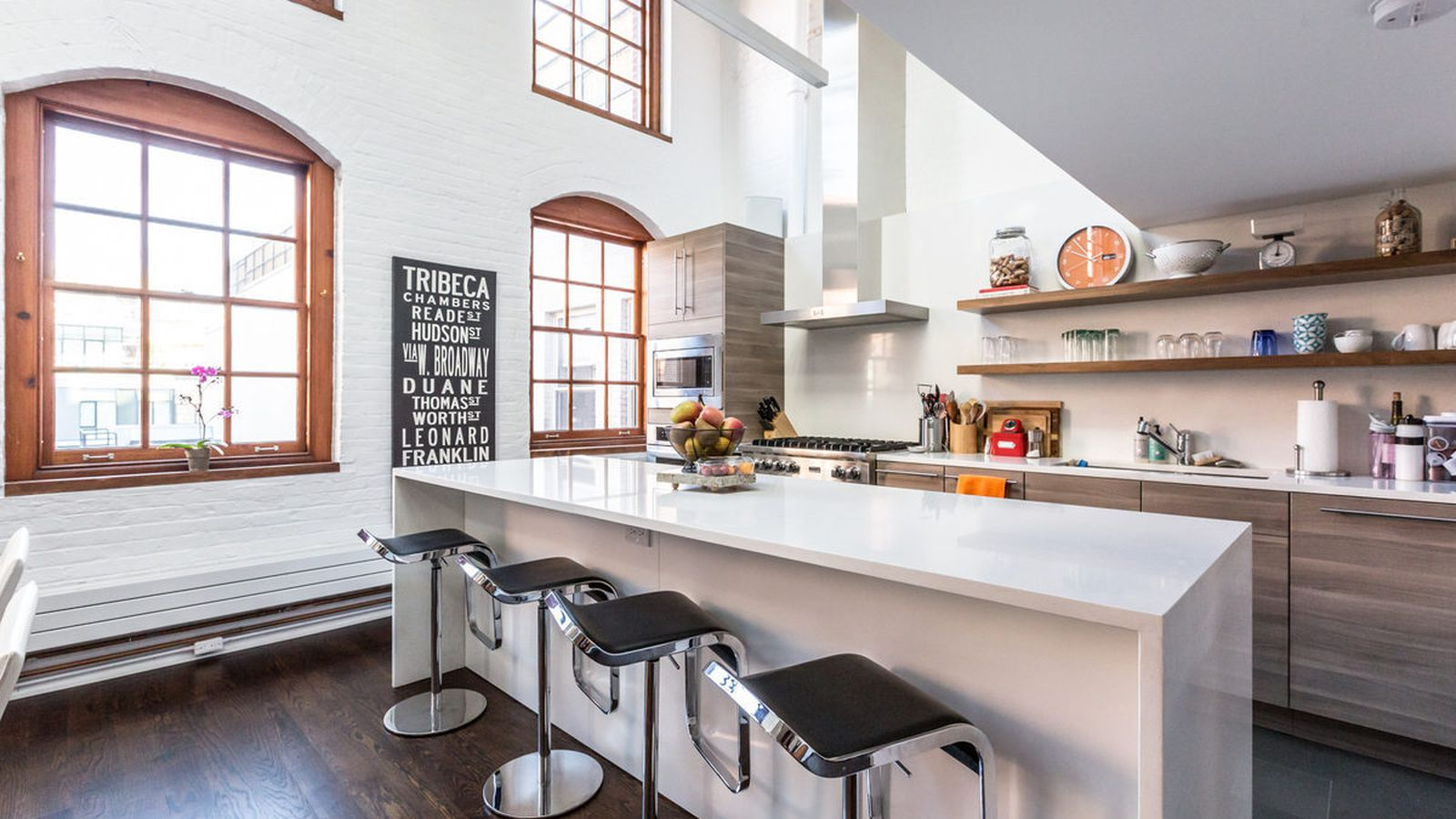 Inside Four Stunning Tribeca Lofts You Can Actually Visit