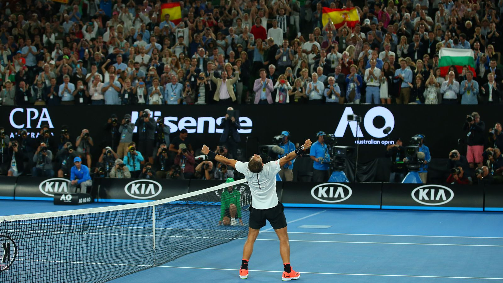 2017 Australian Open Schedule Tv Coverage And Live