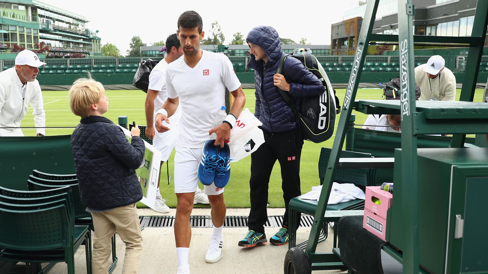 Wimbledon 2016: Time, TV schedule, live streaming for Monday's matches
