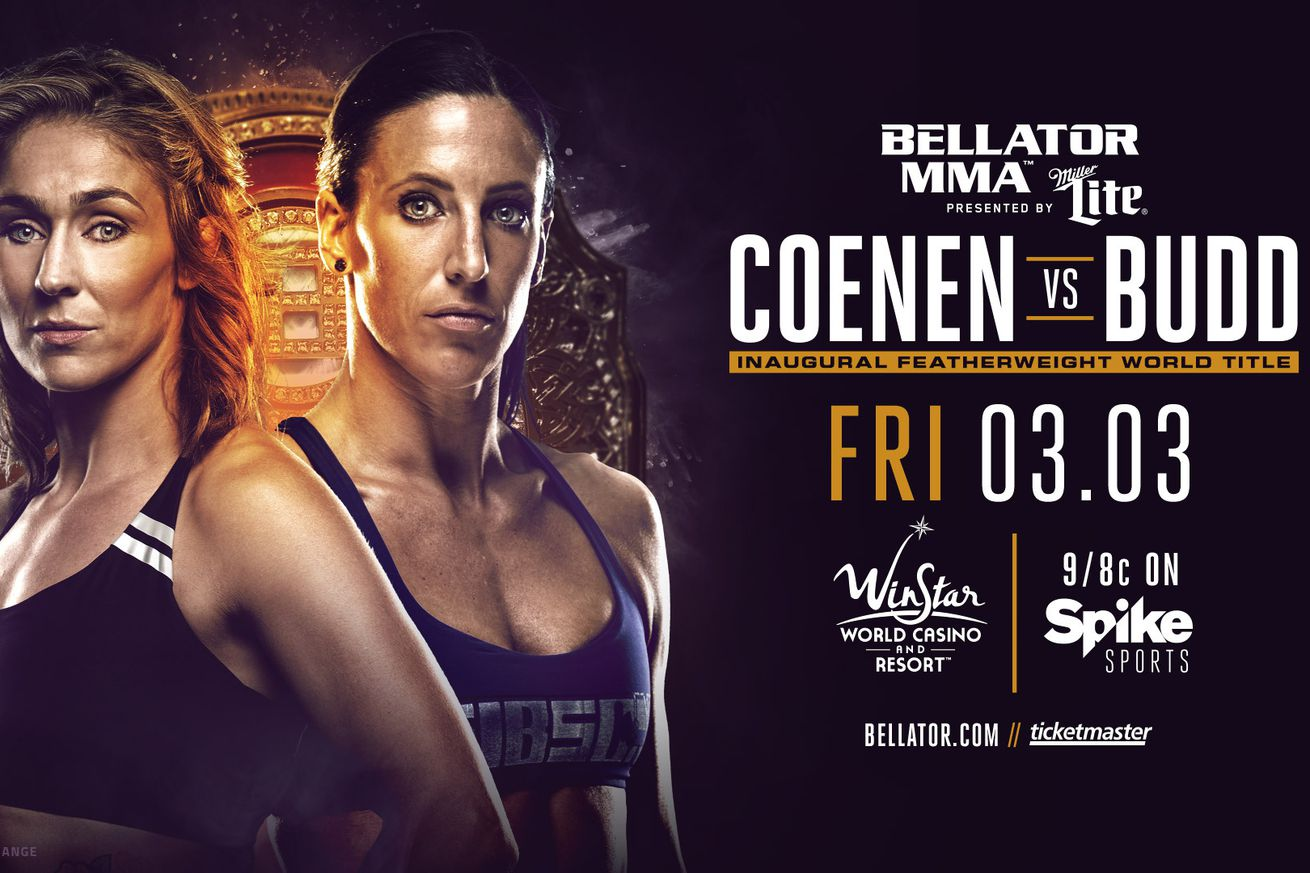 community news, Bellator 174 results: LIVE Coenen vs Budd streaming play by play updates TONIGHT on Spike TV