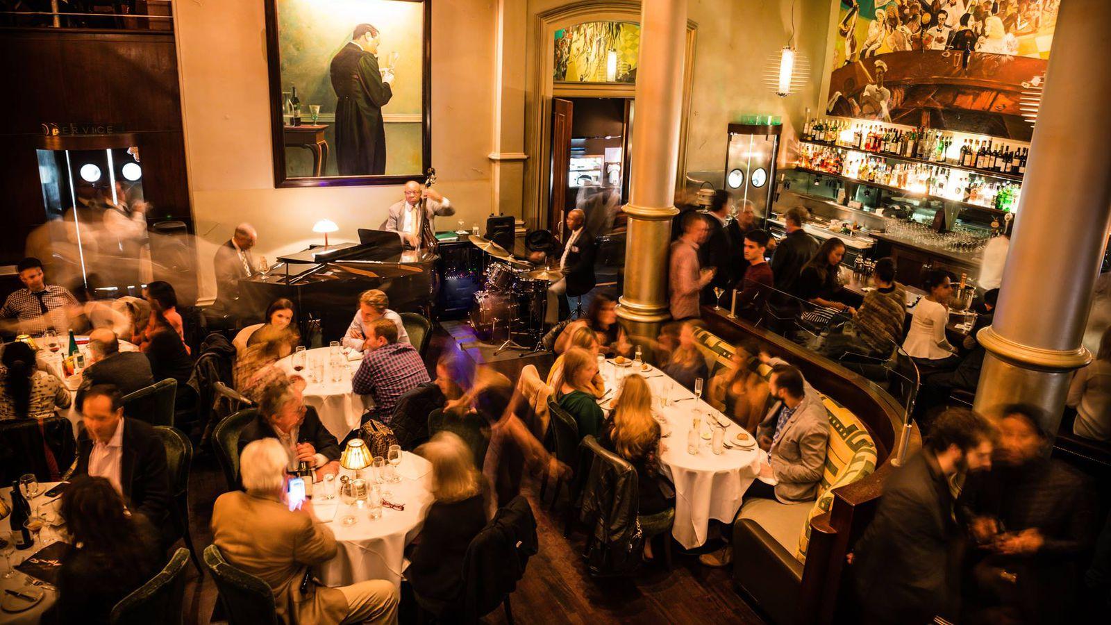 Dating spots in san francisco