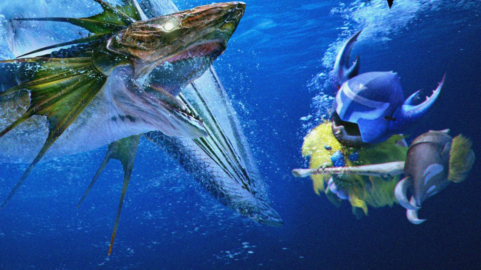 Monster Hunter 3 Ultimate Review: A Mighty Roar