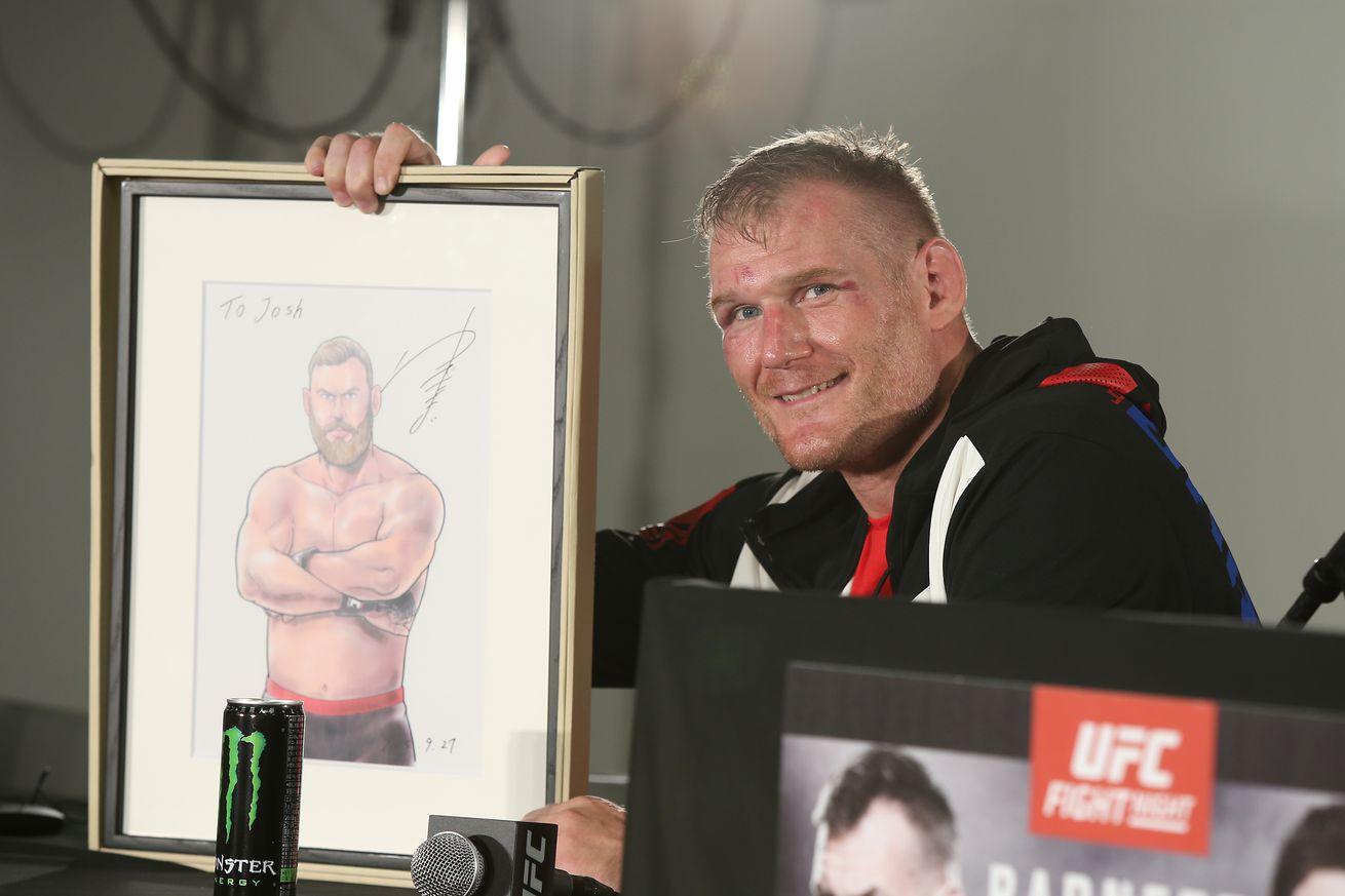 UFC Fight Night: Arlovski vs Barnett preview, predictions, coverage, more