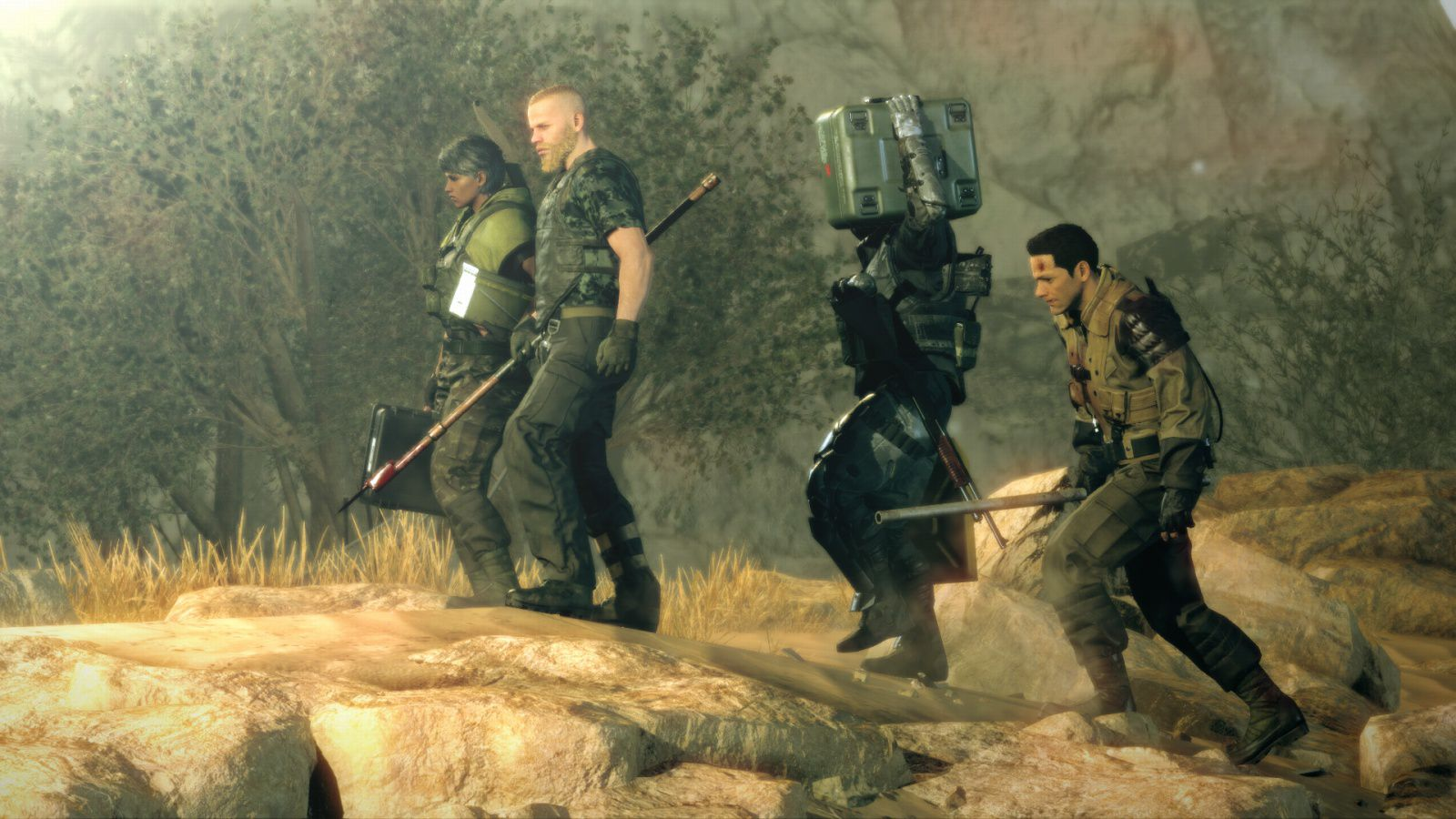 Essential Metal Gear games to play before Metal Gear Solid