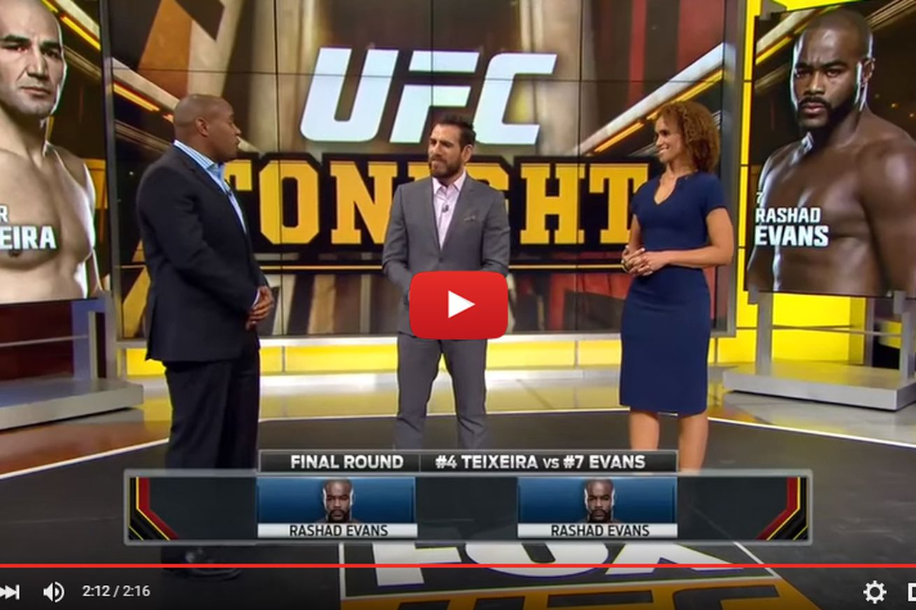 UFC on FOX 19 preview: Strikezone video predictions for Glover Teixeira vs Rashad Evans