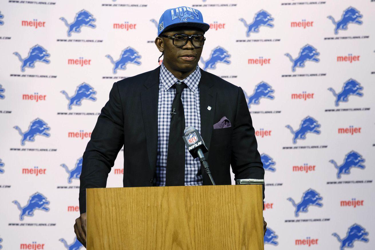cheap nfl Detroit Lions Ezekiel Ansah Jerseys