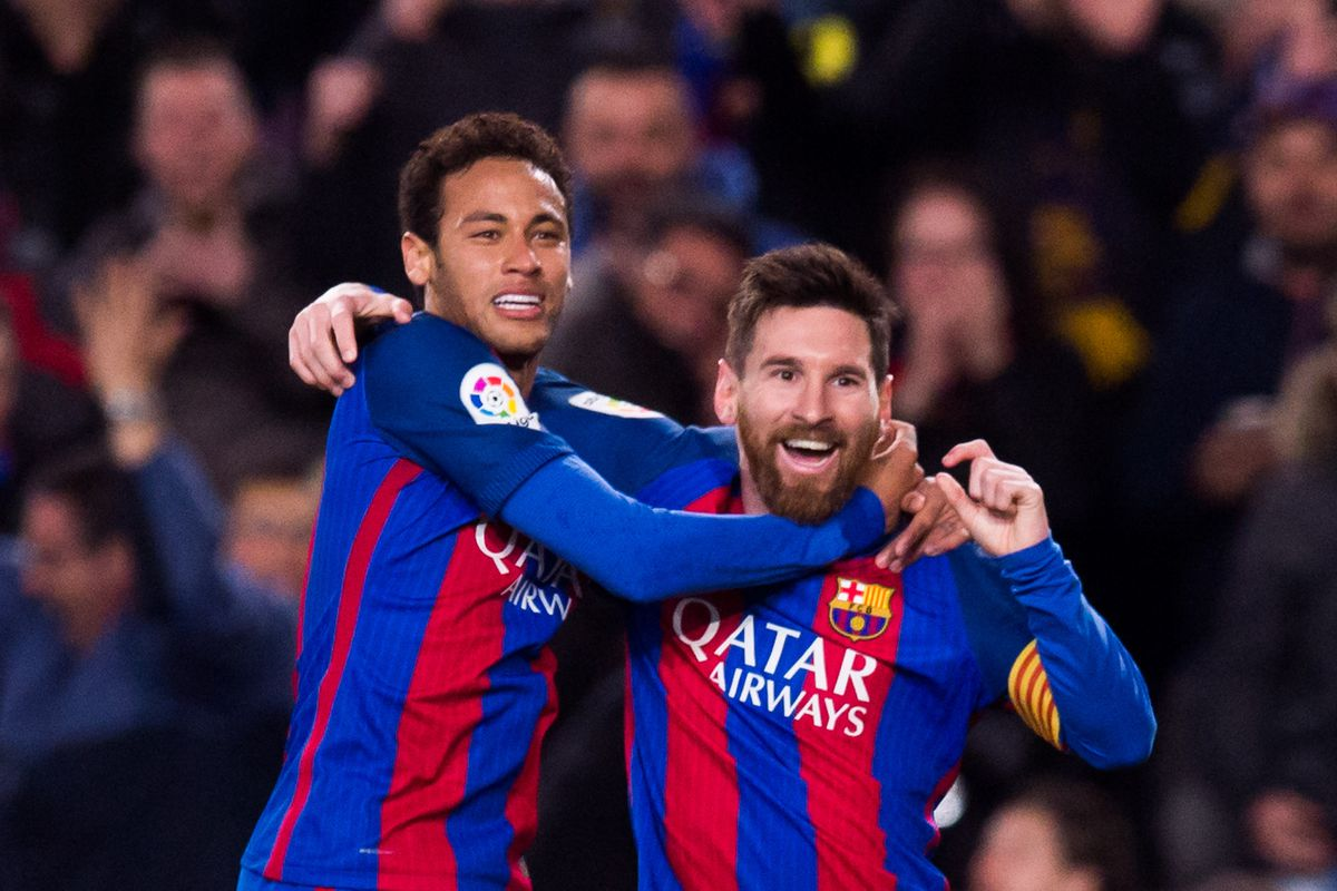 Enrique hails Barcelona's 'best first half of the season'