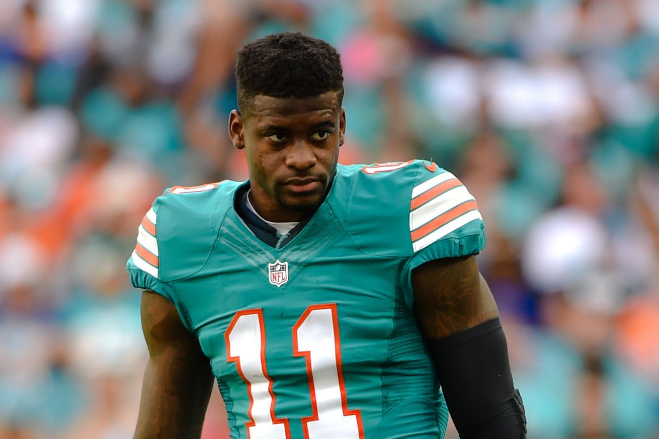 The Splash Zone 12/2/16: Dolphins Preparing To Play Without DeVante Parker