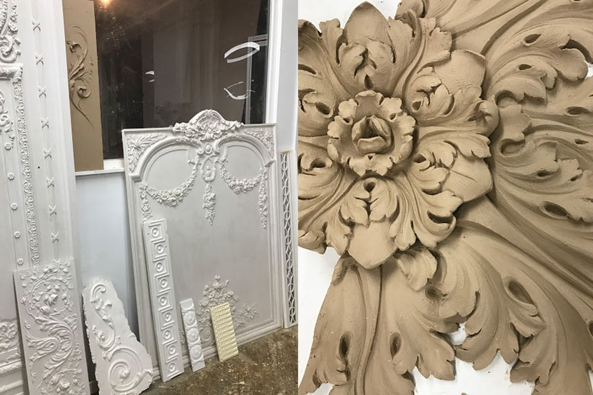 Antique Plaster And How To Restore It Curbed