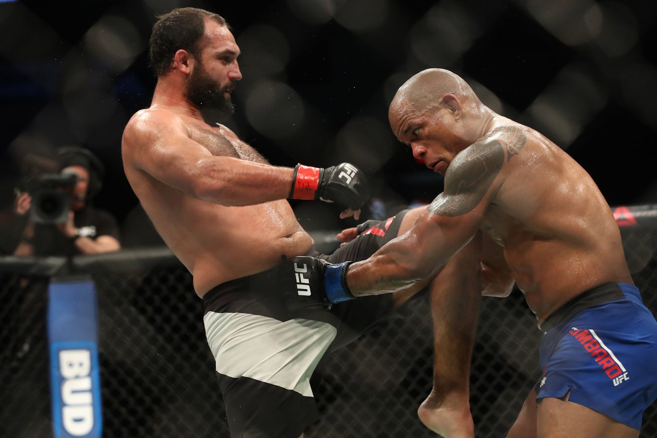 UFC Fight Night 105 results from last night: Johny Hendricks vs Hector Lombard fight recap