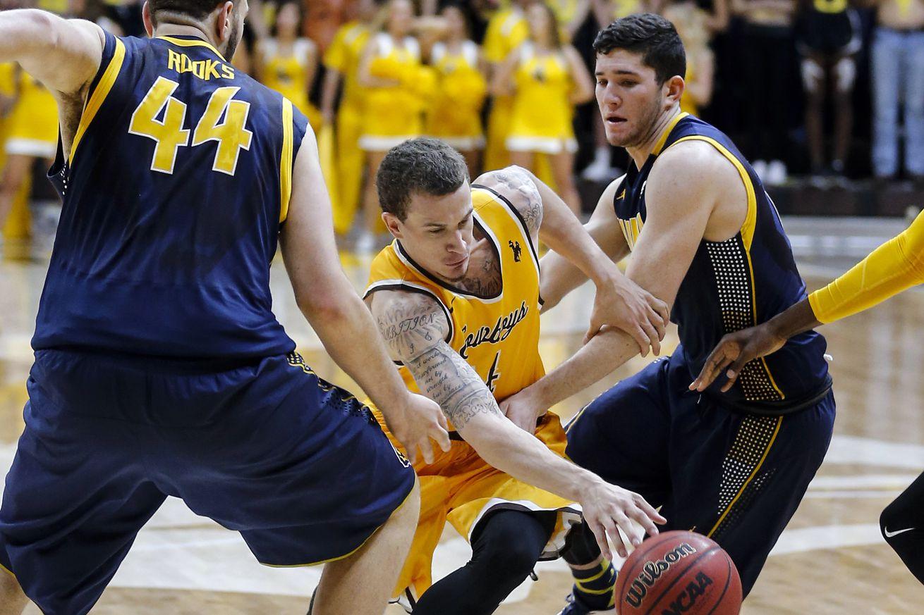 Cal basketball to host Wyoming November 25 - California ...
